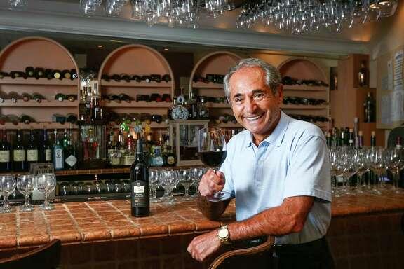 """Carmelo Mauro calls the 2007 Banfi Poggio alle Mura Brunello di Montalcino his """"favorite special wine."""""""