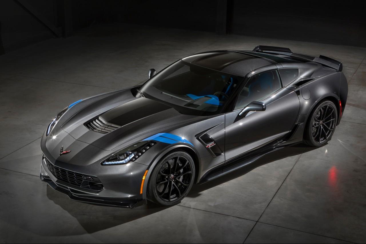 2017 Corvette Grand Sport designed for speed, beauty