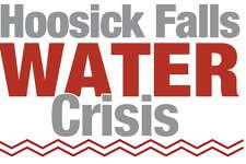 Hoosick Falls Water Crisis logo