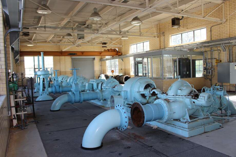 Pumping station property in the Heights. (Cushman & Wakefield)