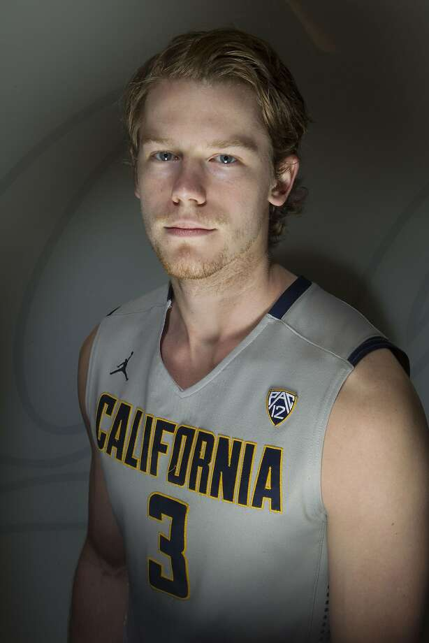 Columbia transfer Grant Mullins will play his final year of eligibility at Cal. Photo: Alexis Cuarezma, Cal Athletics