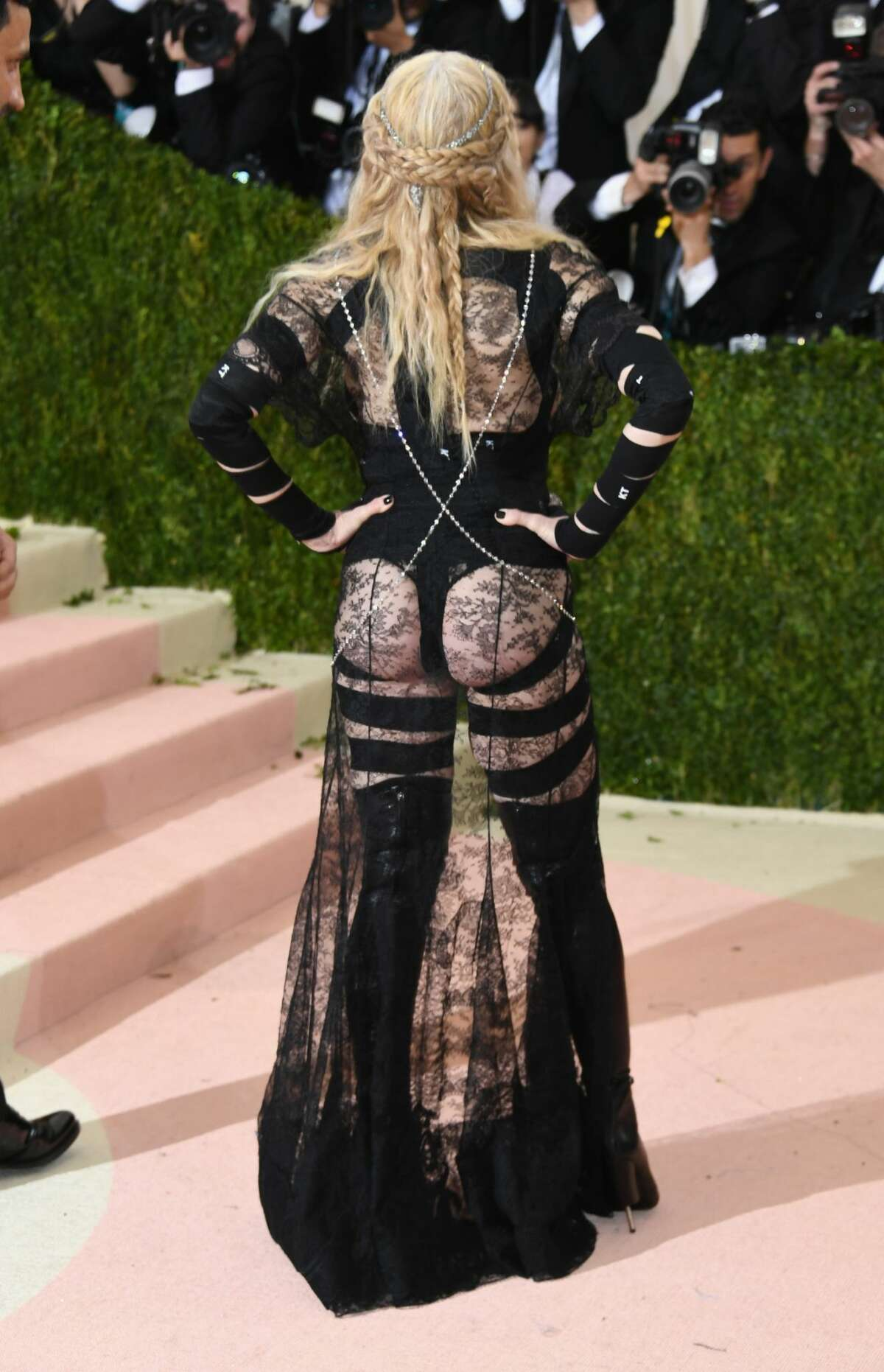 Worst: Madonna, we just don't have time to deal with this right now. Event:2016 Met Gala