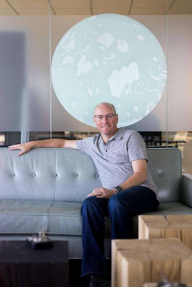 NetSuite co-founder Evan Goldberg is backing research into gene mutations. Photo: James Tensuan, Special To The Chronicle