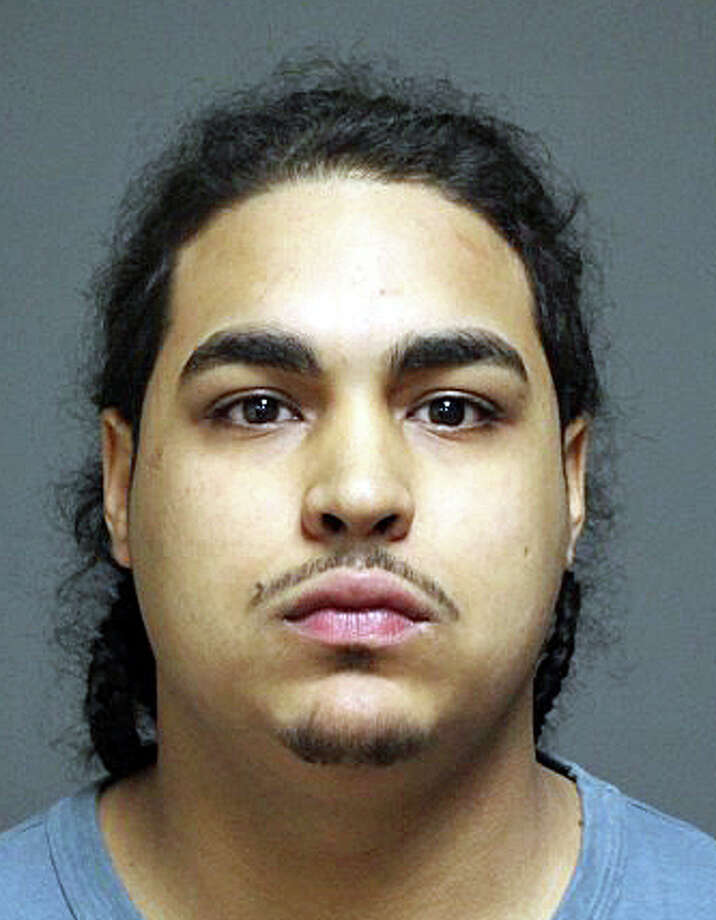 Christian Rodriguez, 22, of Bridgeport, was arrested Friday night for allegedly selling drugs. Photo: Contributed Photo / Hearst Conneticut Media / Fairfield Citizen contributed