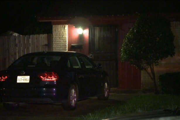 Police have identified a man who was shot to death Monday night outside his family home in northwest Houston.