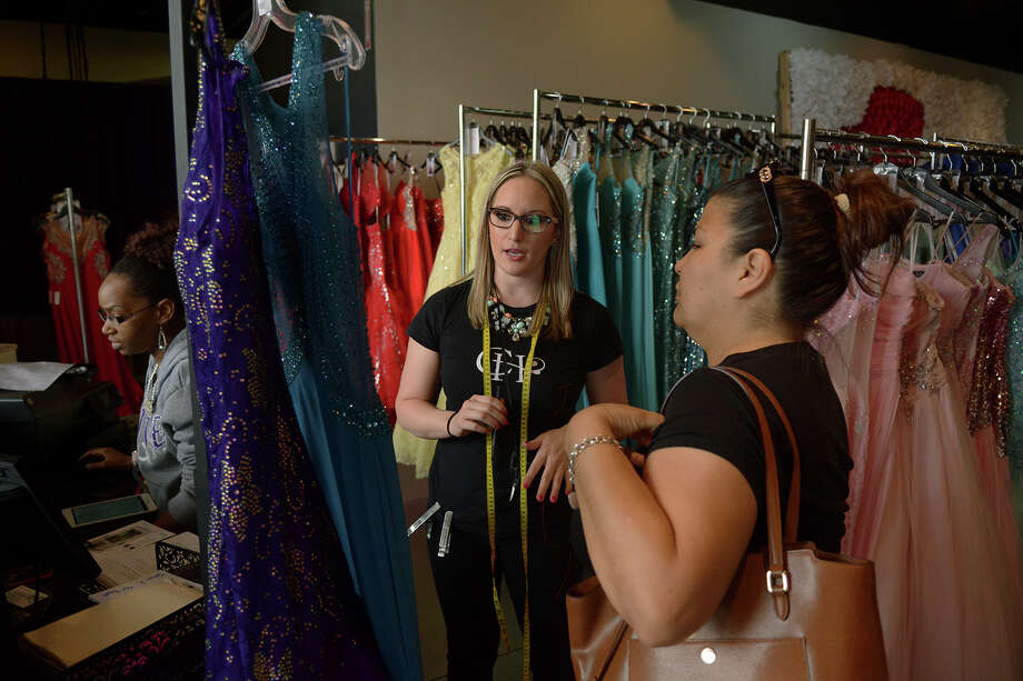 Prom season brings boom to area businesses - Houston Chronicle