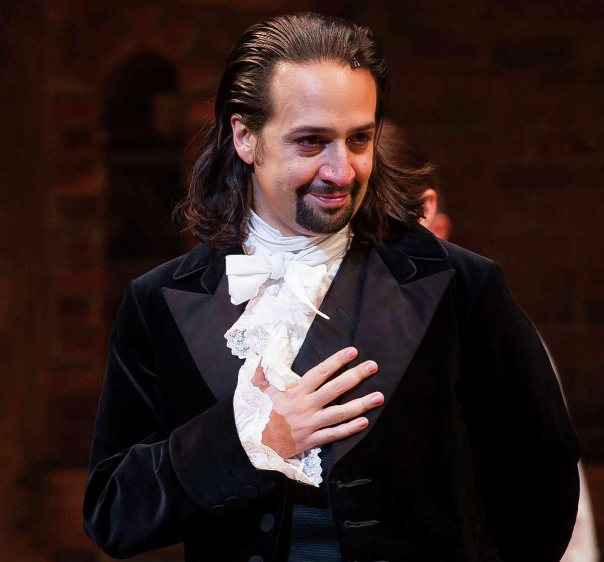 """Miranda's Broadway run as the lead in his """"Hamilton"""" concludes Saturday."""