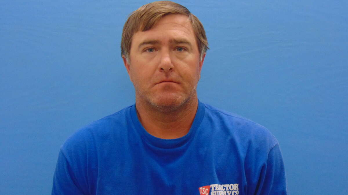 Kyle Ray Kelso, a 44-year-old substitute teacher for Marion Independent School District, was arrested by the Guadalupe County Sheriff's Office on Tuesday and slapped with a charge of sexual assault of a child. Kelso, 44, was arrested in September on one count of improper relationship between an educator and student and sexual assault of a child.