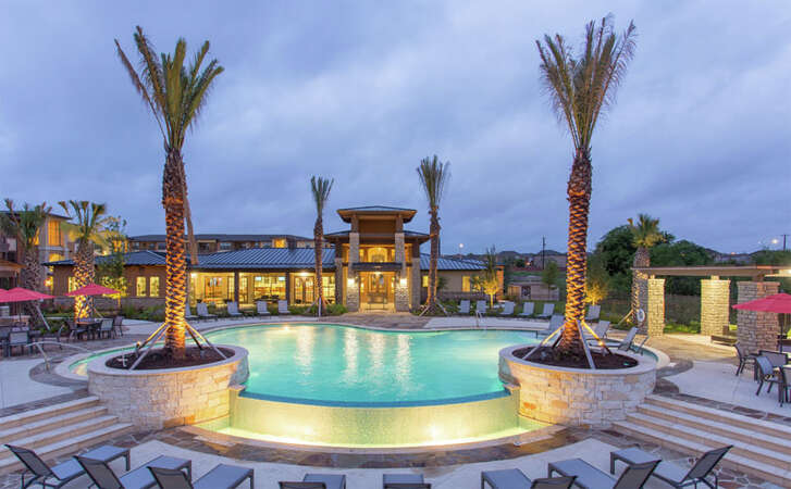 Monterrey Village, part of a master-planned community on the West Side, will consist of 720 apartments when its second phase of construction is complete.