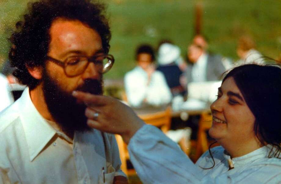 John Heath and his wife Elizabeth Gough-Heath on her wedding day in 1978. Elizabeth disappeared in 1984. Photo: Contributed Photo / Connecticut Post Contributed