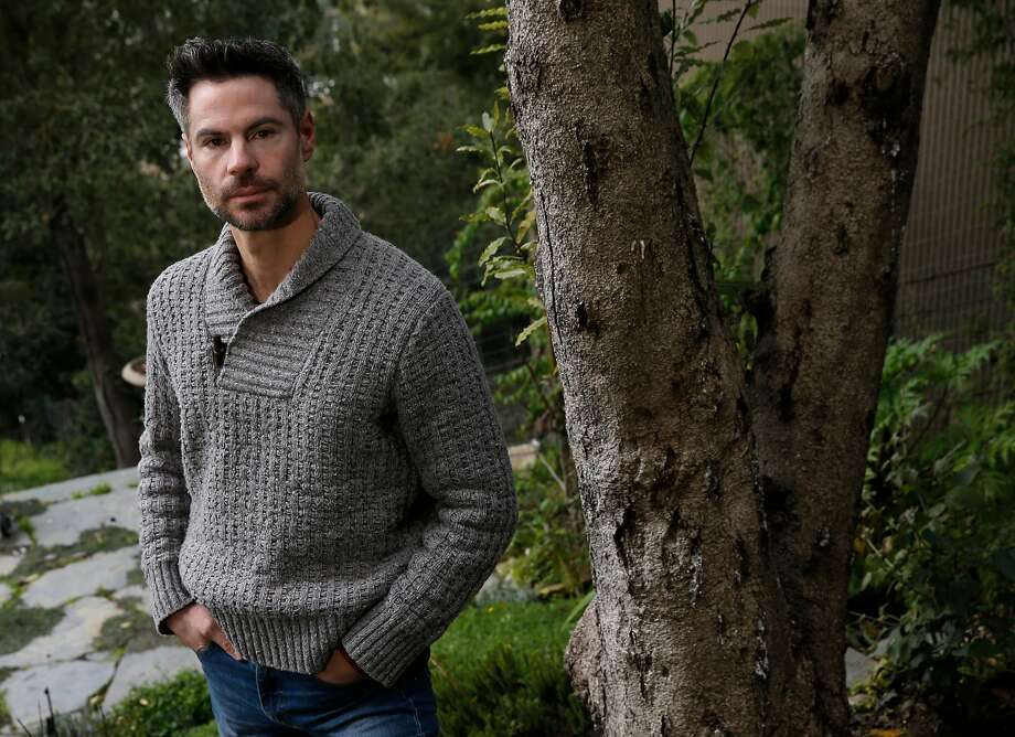 Michael Shellenberger in 2016 — he's now a candidate for governor. Photo: Michael Macor, The Chronicle