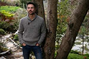 Michael Shellenberger at his Berkley home on Thurs. January 28, 2016, in Berkeley, Calif. Shellenberger is the co-founder of an environmentalist group that is banding together to save the Diablo Canyon Nuclear power plant from shutting down.