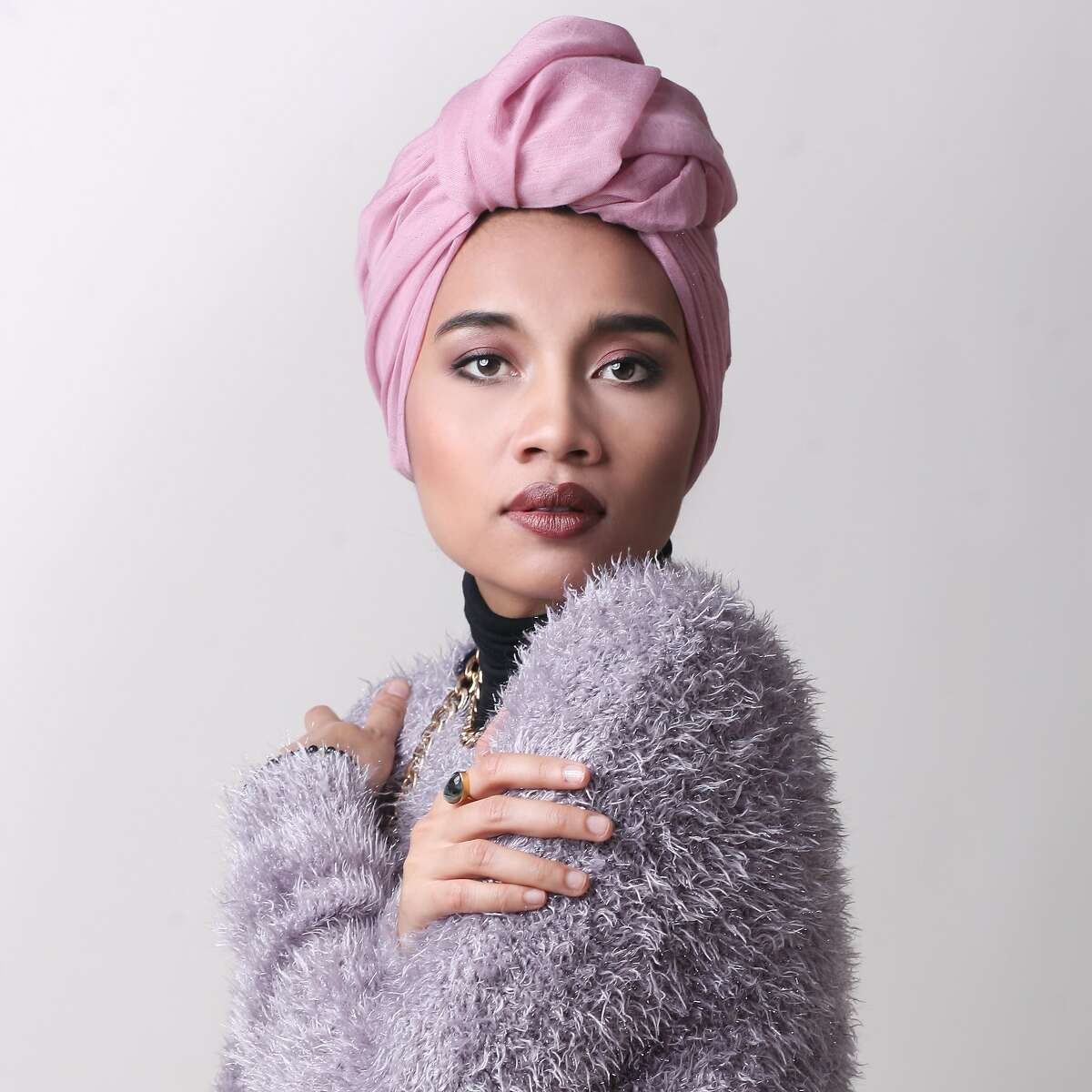 Malaysian pop star Yuna's latest album is 'Chapters'