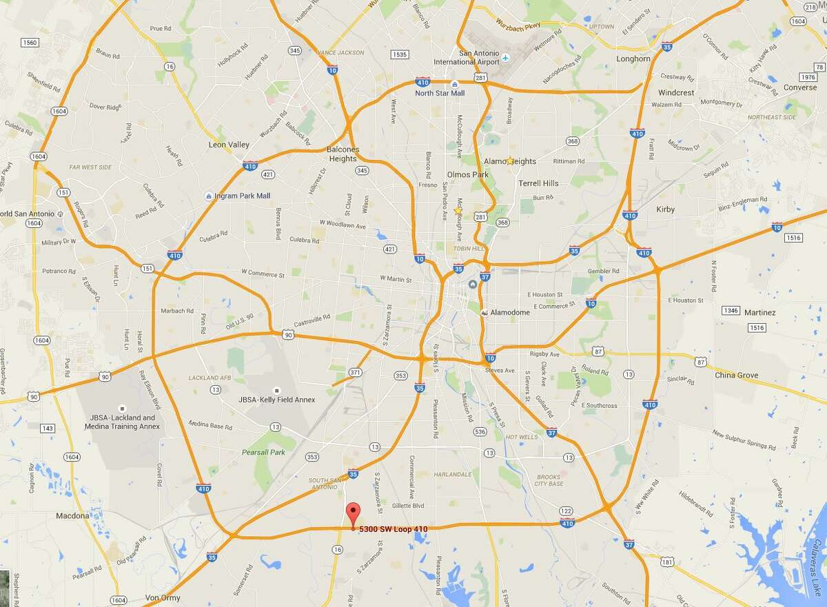 Retired Col. John Edward Hilliard Sr., 74, was walking at about 6:30 a.m. in the 5300 block of Southwest Loop 410 when he was struck by a vehicle near the intersection of Valley Hi Drive, according to preliminary information from a San Antonio Police Department report.