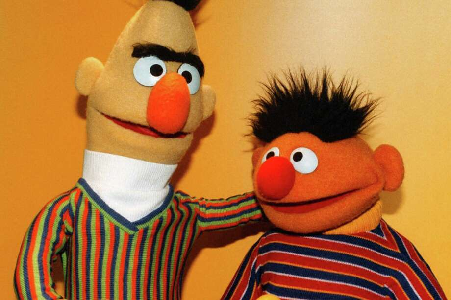 sesame workshop tries to put bert and ernie back into the closet