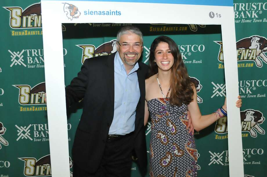 Were you SEEN at the Siena Saints All-Sports Celebration Tuesday, May 3 at the Alumni Recreation Center? Photo: Courtesy Of Siena College
