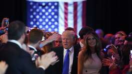 The election of a populist such as GOP presidential candidate Donald Trump would prompt fewer companies to increase their spending in the U.S. and more corporations to scale back their outlays over the next one to three years, according to a survey conducted in January for global management consulting firm A.T. Kearney.