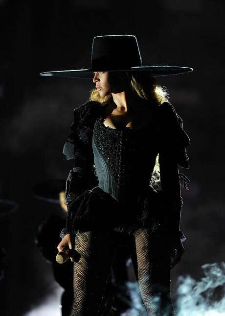 """Beyoncé during the """"Formation"""" tour. / Parkwood Entertainment"""