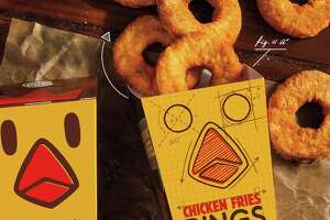 Burger King reimagines the successful Chicken Fries  by turning them into Chicken Fries Rings.