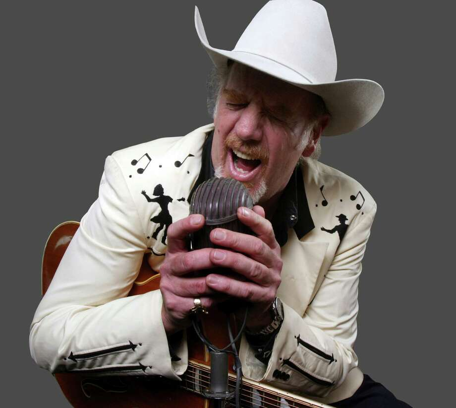Ray Benson frontman for the western swing band Asleep at the Wheel Photo: Brio Yiapan