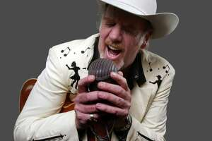 Ray Benson frontman for the western swing band Asleep at the Wheel