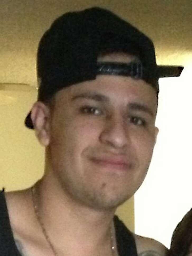 Alberto Santana Silva, 21, of Fremont