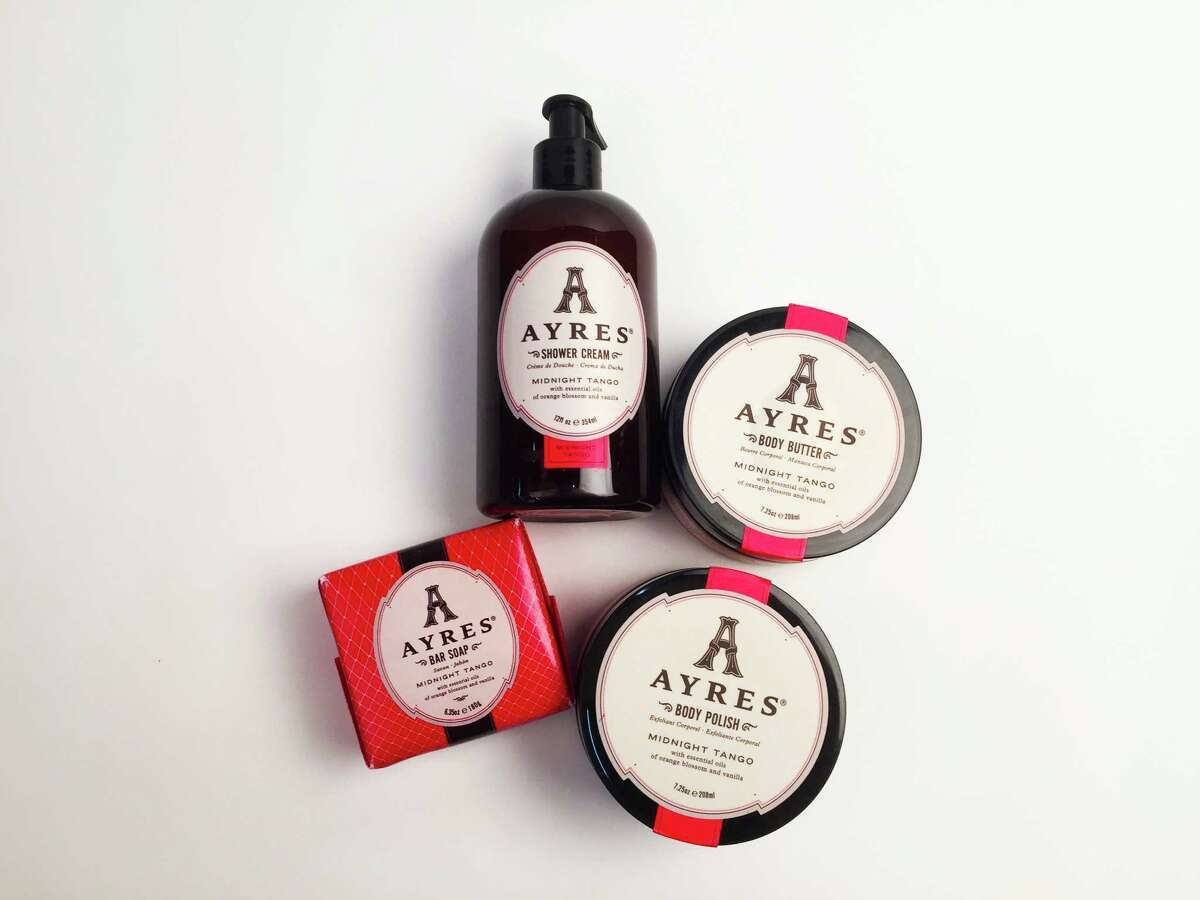Ayres Midnight Tango Collection.