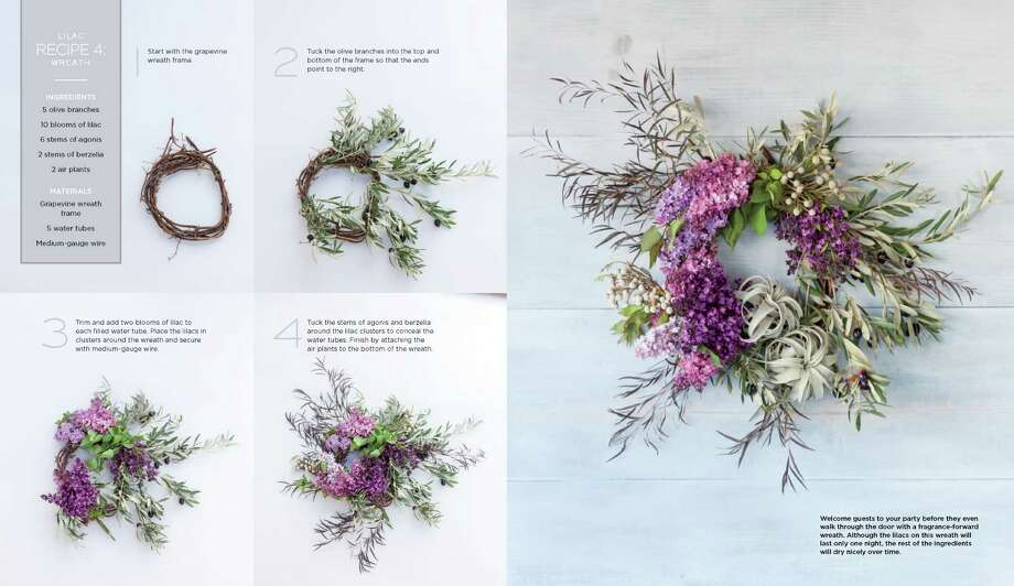"Excerpt from ""The Wreath Recipe Book"" by Alethea Harampolis and Jill Rizzo (Artisan Books). Copyright © 2014. Photo: Paige Green /Courtesy Artisan Books"