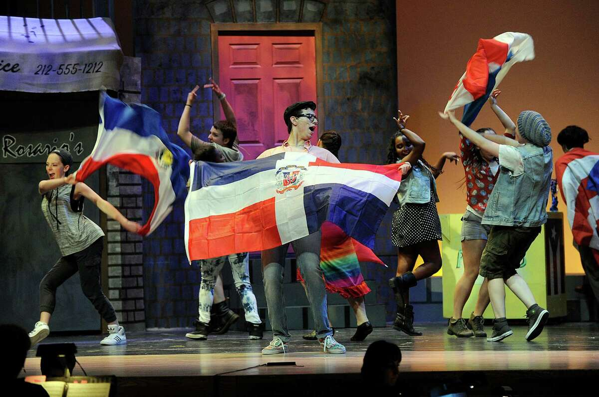 Danbury High School Theatre Productions presents the musical,