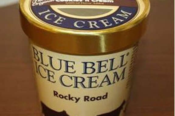 Blue Bell has voluntarily recalled some pints of its ice cream in pint cartons labeledf Rocky Road with Cookies 'n Cream lids. The cartons actually contained Cookies 'n Cream, May 3, 2016. (Blue Bell)