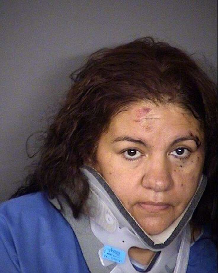 Rita G. SandovalCharge: Intoxication assaultCharge date: April 30, 2016 Photo: Bexar County Sheriff's Office