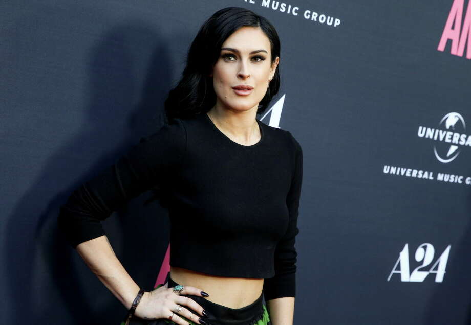 """FILE - In this June 25, 2015, file photo, Rumer Willis arrives at the LA Premiere of the documentary """"Amy"""" in Los Angeles. Willis posted a photo to her Instagram account on May 3, 2016, that she says was Photoshopped to make her jaw look smaller. (Photo by Rich Fury/Invision/AP, File) ORG XMIT: PAPM106 Photo: Rich Fury / Invision"""