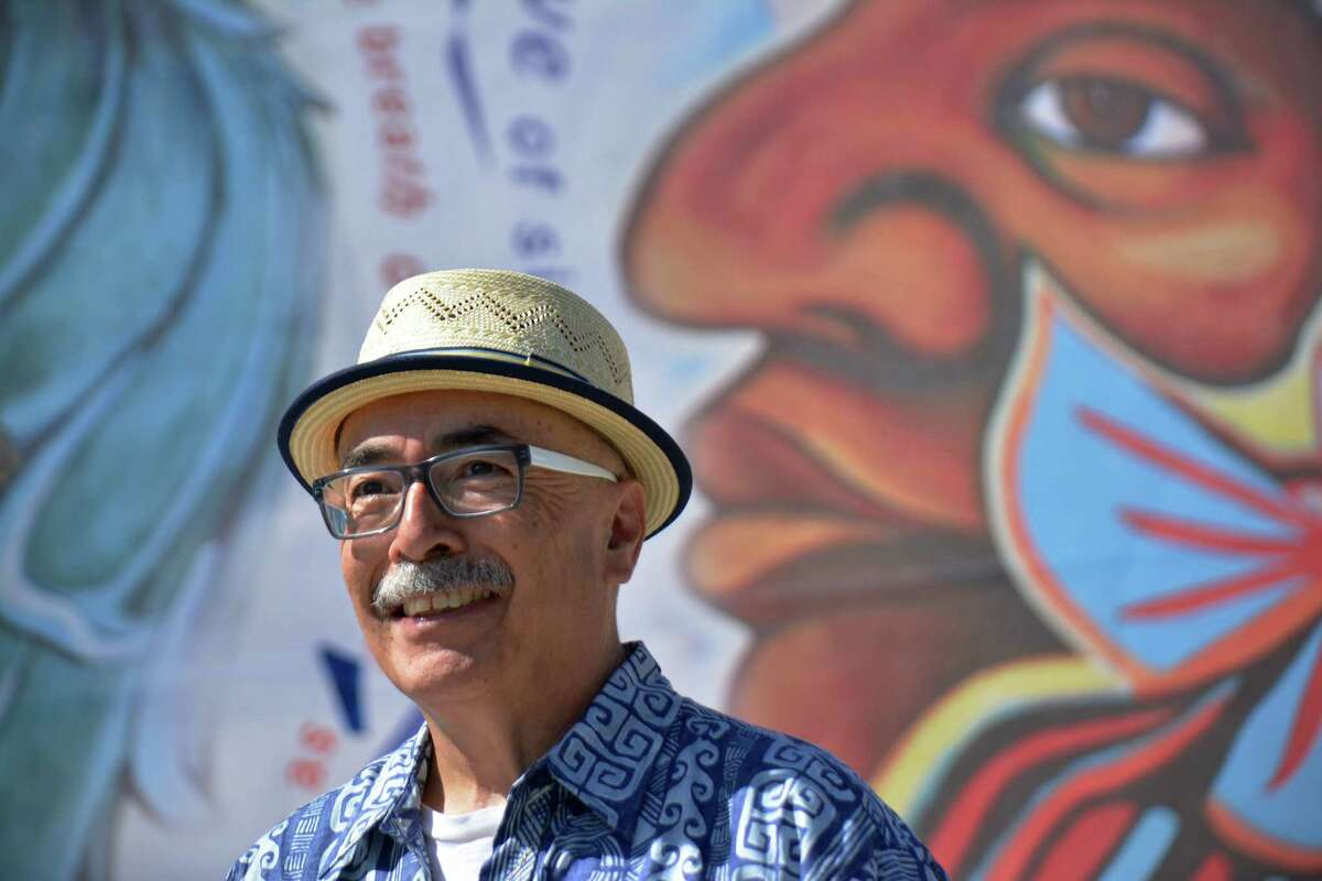 U.S. Poet Laureate Juan Felipe Herrera will read at the Legacy of Poetry Day.