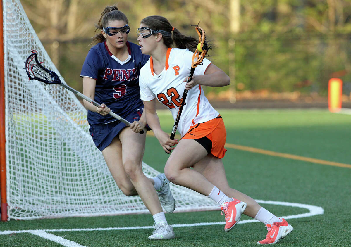 Princeton University junior Olivia Hompe, a New Canaan native, was named one of 25 nominees for the 2016 Tewaaraton Award.