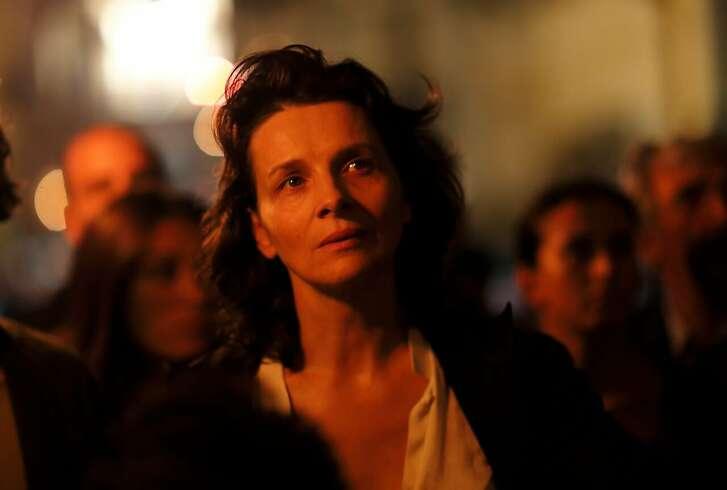 "Juliette Binoche in Piero Messina's ""L'Attesa."""