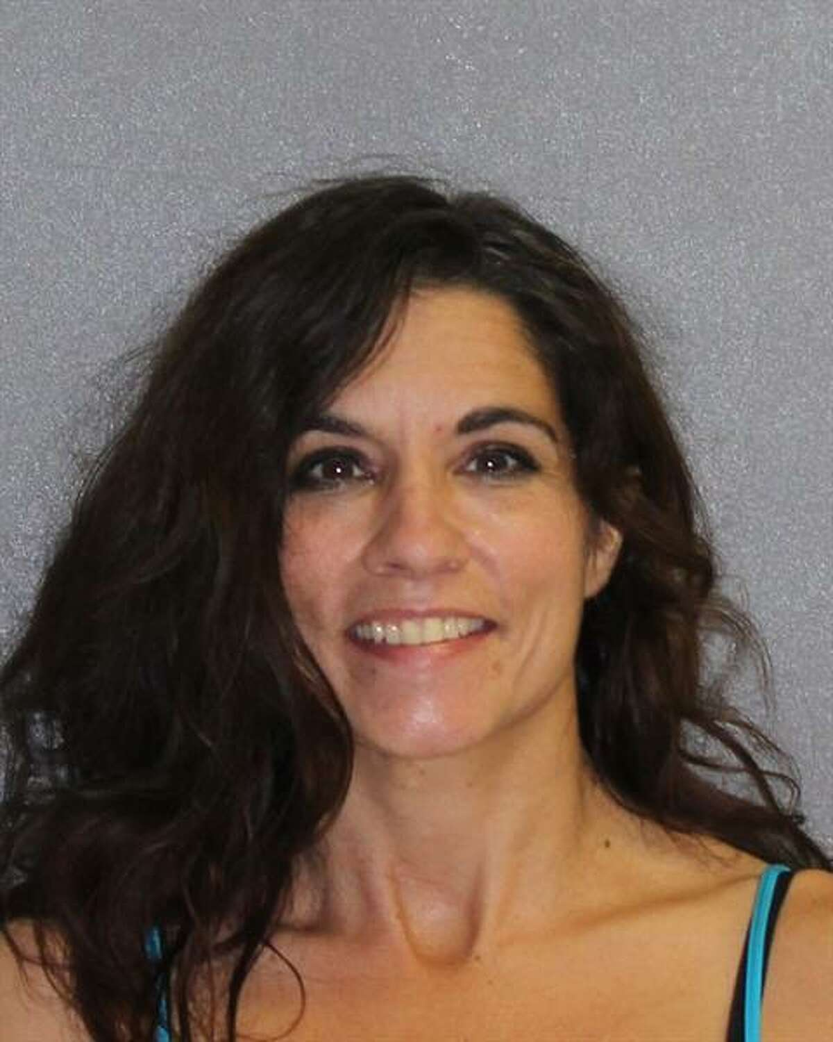 Linda Hadad's booking photo taken for driving while a suspended license on Aug. 13, 2015. In another reported conversation Hadad said