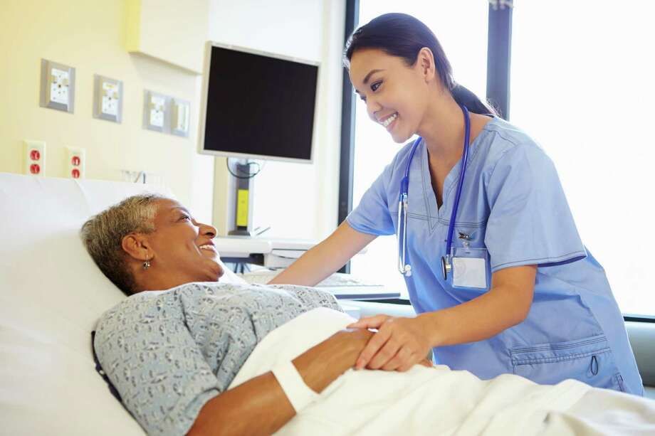 Nurses often define the experience a patient has while visiting a hospital or doctor's office.