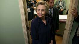 According to a new report from the nonpartisan Committee for a Responsible Federal Budget, the most fiscally conservative presidential contender left standing is ... Hillary Clinton. Seriously.