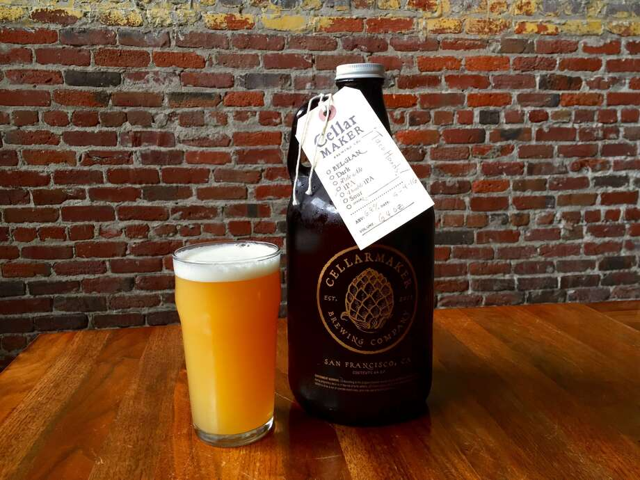 Cellarmaker Brewing will release its seasonal Taco Hands IPA on Thursday, May 5, 2016.