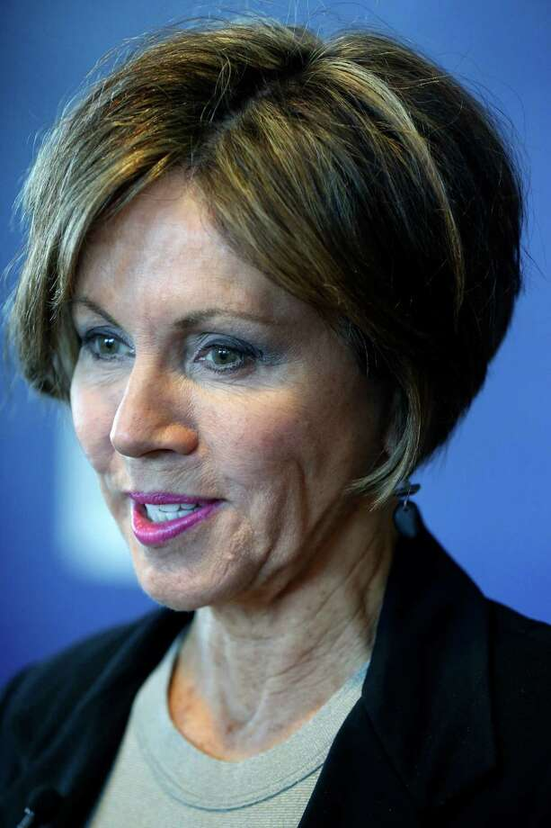 The deposition of City Manager Sheryl Sculley also was sought by the firefighters union.; Photo: William Luther / San Antonio Express-News / © 2015 San Antonio Express-News