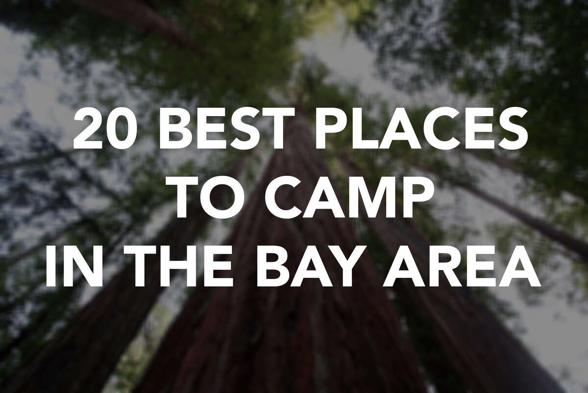 Tom Stienstra selects his top camping spots in the greater Bay Area. Editor's note: Some of the photos accompanying Tom's descriptions are attractions near the camp, rather than the sites themselves.