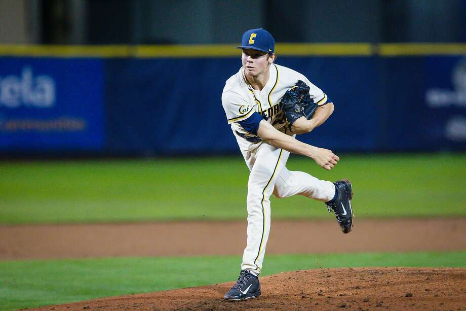 Despite missing more than four weeks with various injuries, Daulton Jefferies was 7-0 witha 1.08 ERA and 53 strikeouts. Photo: Cal Athletics
