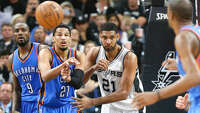 Spurs plan to make small tweaks vs. Thunder: Game 3 preview - Photo