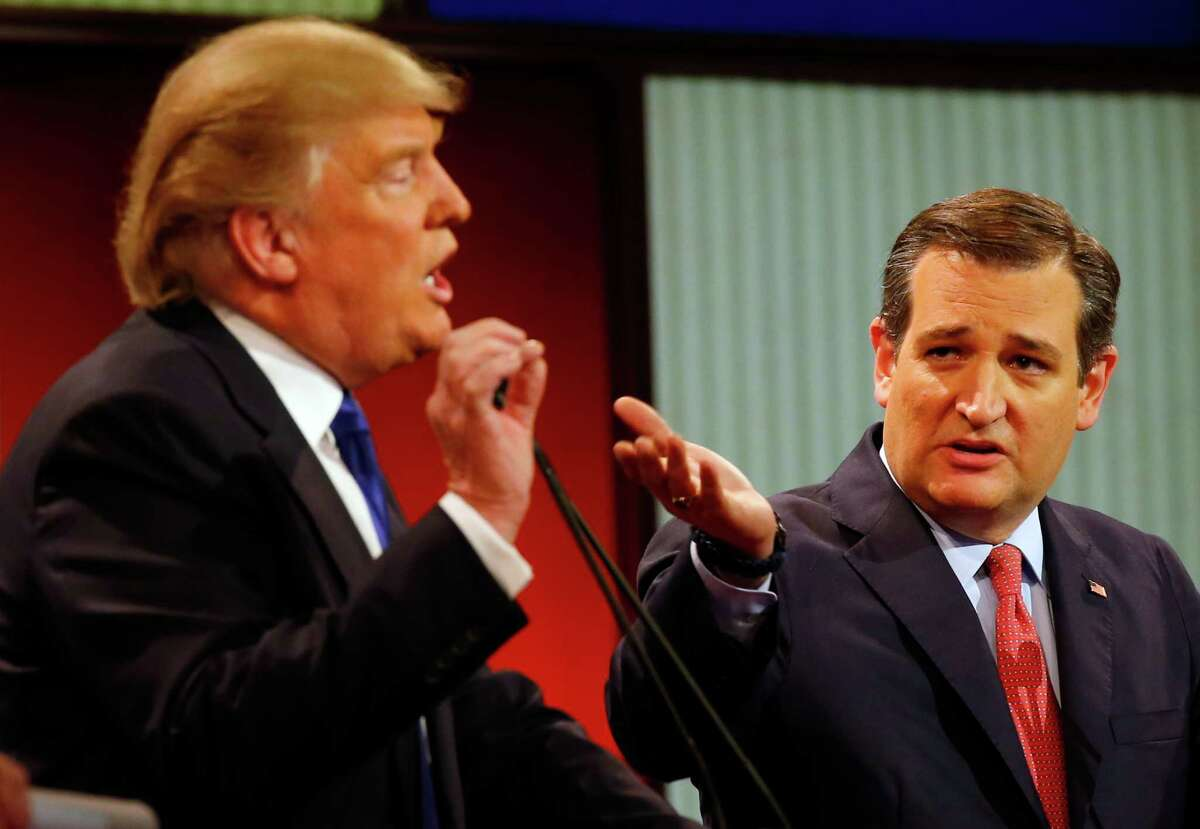 1. Texas Sen. Ted Cruz's father played a role in the assassination of President John F. Kennedy In May 2016, Donald Trump told Fox News that he believes Sen. Ted Cruz' father, Rafael Cruz, could be linked to the assassination of President John F. Kennedy. Trump cited an April 2016 National Enquirer story that claimed Rafael appeared in a 1963 photo in New Orleans with Lee Harvey Oswald, the suspected shooter of JFK. The younger Cruz denied that his father had any role in the assassination and called out Trump for being dishonest. Trump brought the theory up again in the days following the GOP convention.