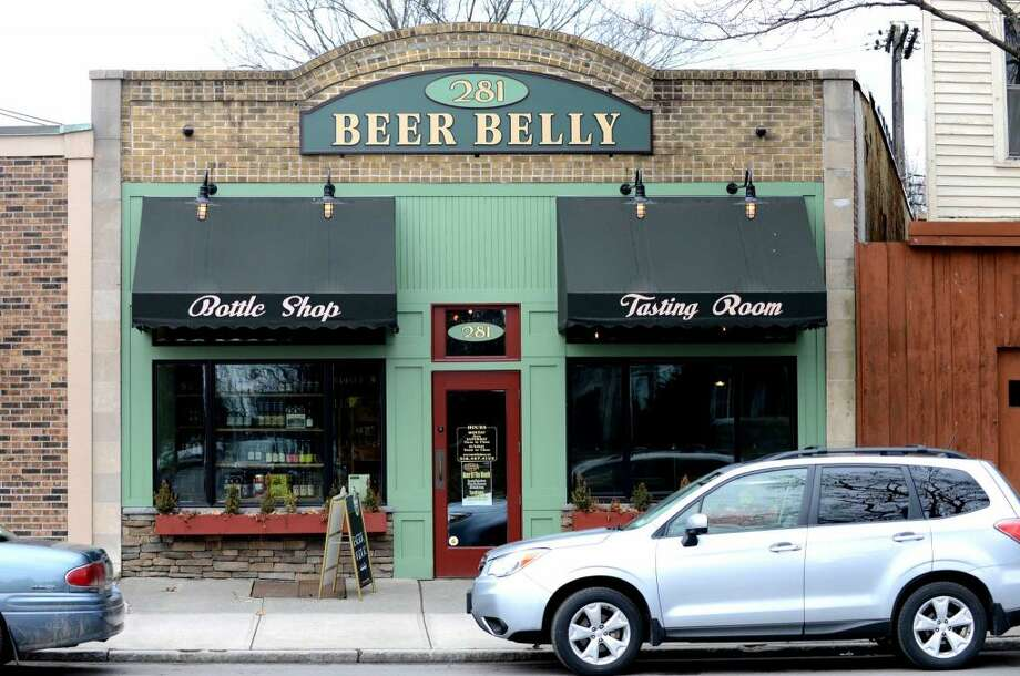 The Albany Beer Belly restaurant and bar on New Scotland Avenue