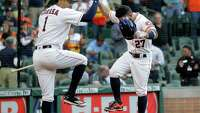 Astros offense explodes in rout of Twins - Photo