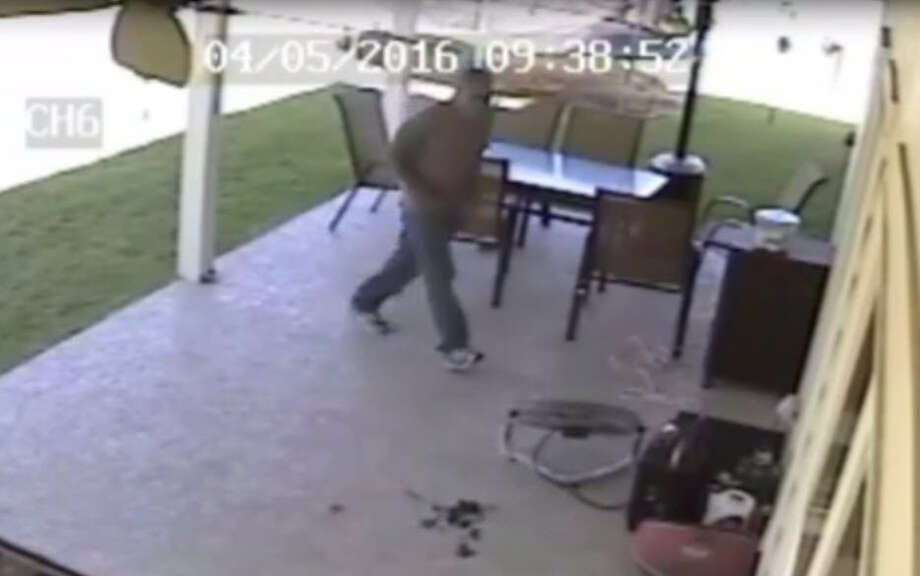 Chilling surveillance video shows Cypress home invasion ...