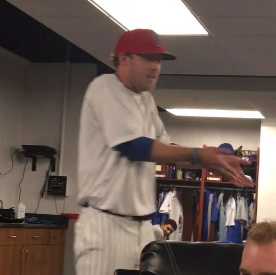 Former Rice pitcher John Williamson has future as a rapper