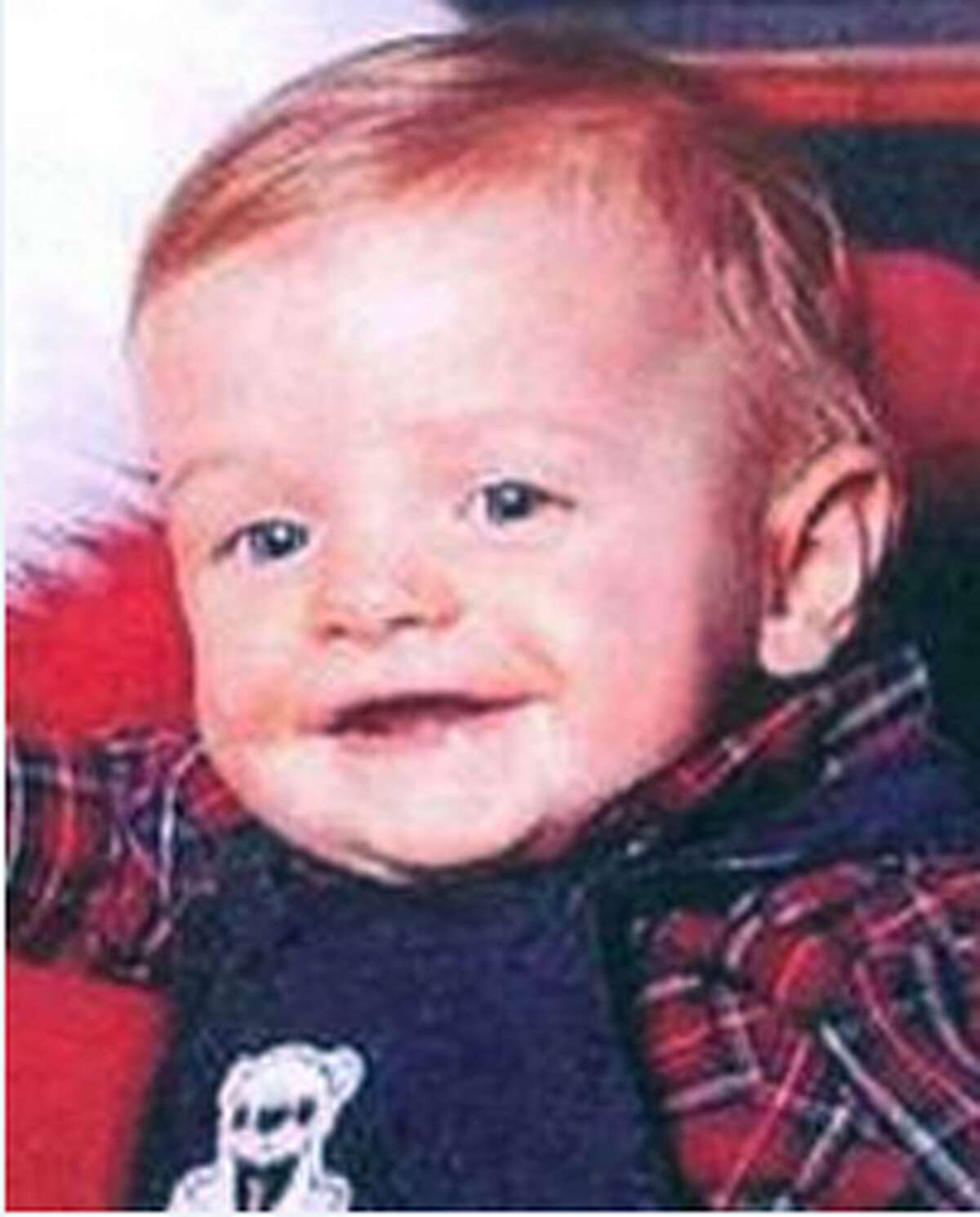 """""""Baby"""" Gabriel Johnson, the infant from Tempe, Ariz. who was last seen in San Antonio before his disappearance on Dec. 27, 2009."""