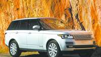 Range Rover HSE Td6 combines luxury, diesel fuel economy, off-road capabilities - Photo